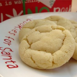 Cracked Sugar Cookies I