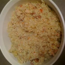 Creamy Chicken Bog With A Kick Recipe