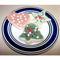 Sugar Cookie Decorative Icing