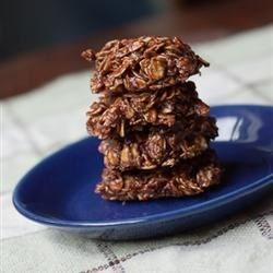 Photo of No-Bake Chocolate-Oatmeal Drop Cookies  by aimeejean