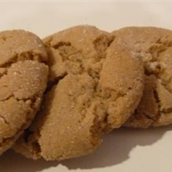Cinnamon Crakle Cookies