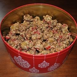 Fruitcake Cookies I Recipe