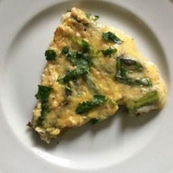 Easy Asparagus Frittata