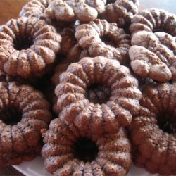 Chocolate Press Cookies Recipe