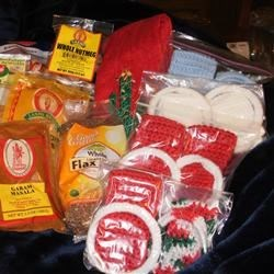 Right half of gifts (close up to see better)