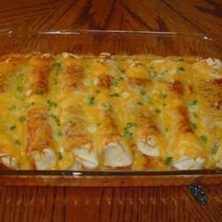 Gerry's Chicken Enchilada's