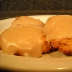 Pumpkin Cookies with Penuche Frosting Recipe