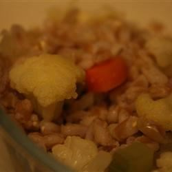 King Tut's Cauliflower Farro Recipe