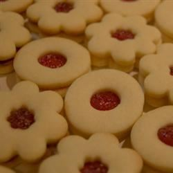 Sugar Free Sour Cream Linzer Cookies Recipe