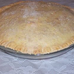 Photo of Pastry for Double-Crust Pie by Taste of Home Test Kitchen