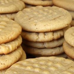 Mrs. Sigg's Peanut Butter Cookies Recipe