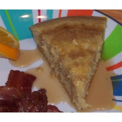 Baked Pancake Squares Recipe