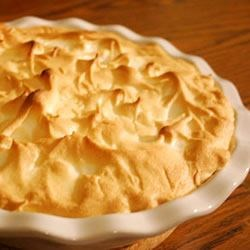 Homemade Banana Pudding Pie Recipe