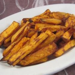 air fried sweet potato fries printer friendly