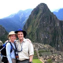 Honeymoon in Machu Picchu