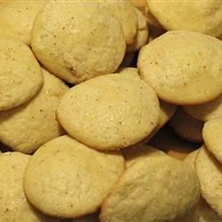 Eggnog Cookies I Recipe