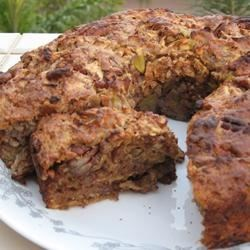 Photo of Shredded Apple Spelt Cake by LORIBARRY