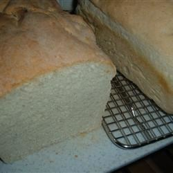 Granny's White Bread Recipe