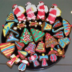 Gingerbread Cookies I Recipe