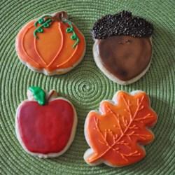 Sugar Cookies V Recipe