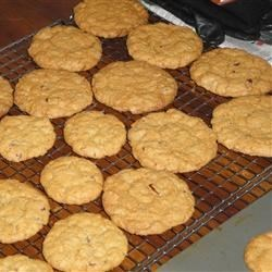 "Texas ""washtub"" Cookies"