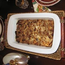 Chestnut Stuffing Recipe