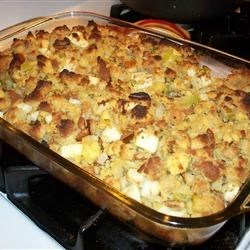 Apple Pecan Cornbread Dressing Recipe