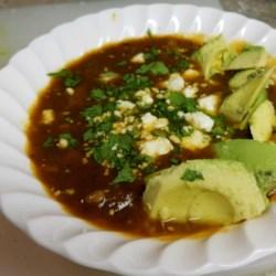 chicken enchilada soup iii printer friendly