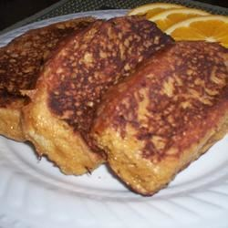 Molasses French Toast