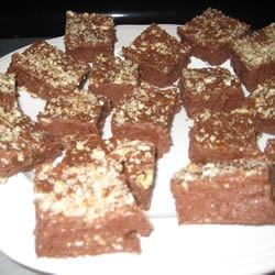 millon dollar fudge