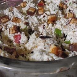 Photo of Easy Caramel Apple Salad with Cinnamon  by brennasma