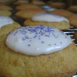 Buttermilk Cookies