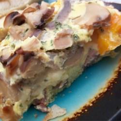 Baked Omelet Squares