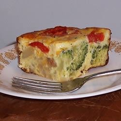 Photo of Broccoli and Cheese Brunch Casserole by LKAHRMANN