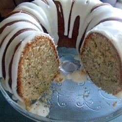 Poppy Seed Cake III Recipe