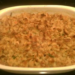 Gravy Stuffing Chicken Bake Recipe