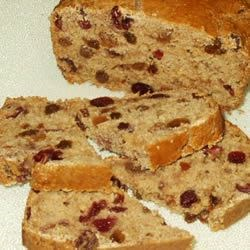 Photo of Cranberry Loaf by Carol