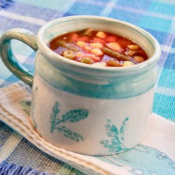 Colene's Easy Tomato Vegetable Soup