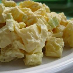 classic american style potato salad printer friendly