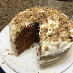 A Plus Carrot Cake