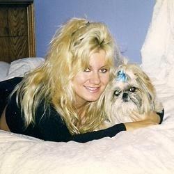 Kiki and me *RIP baby girl 1-12-95 to 9-13-10*
