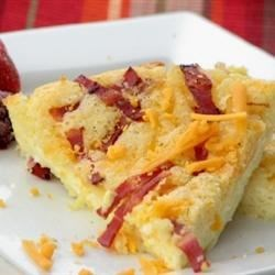 Photo of Bacon Quiche by Helen  Hoppes