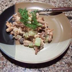 Tuna Cashew Casserole Recipe