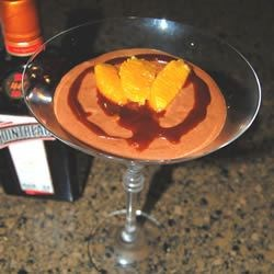 Chocolate Orange Flavored Mousse Recipe