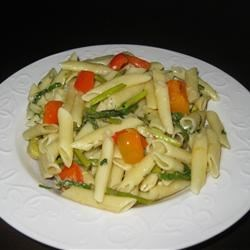 Photo of Penne Pasta with Veggies by TMOWERY