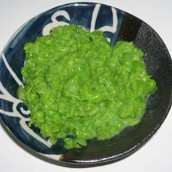 Mashed Peas Recipe