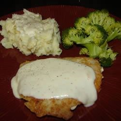 Southern Chicken Fried Steak