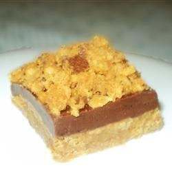 Chocolate Peanut Butter Bars III Recipe