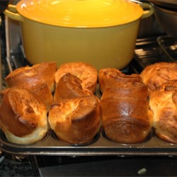 Sky High Yorkshire Pudding