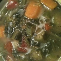 Traci B's Callaloo Soup Recipe